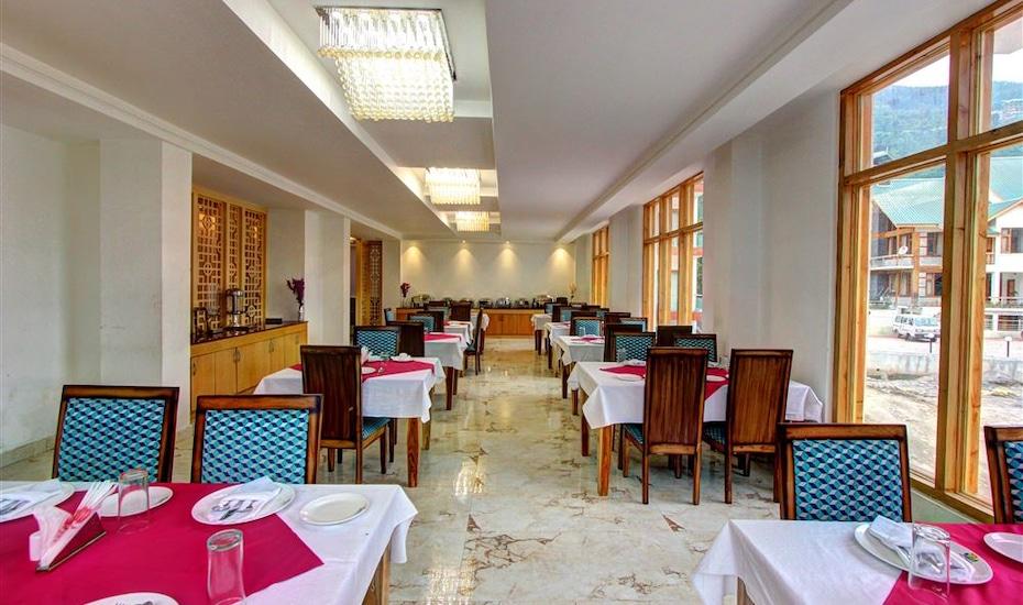 Hill County Resort, Rangari,