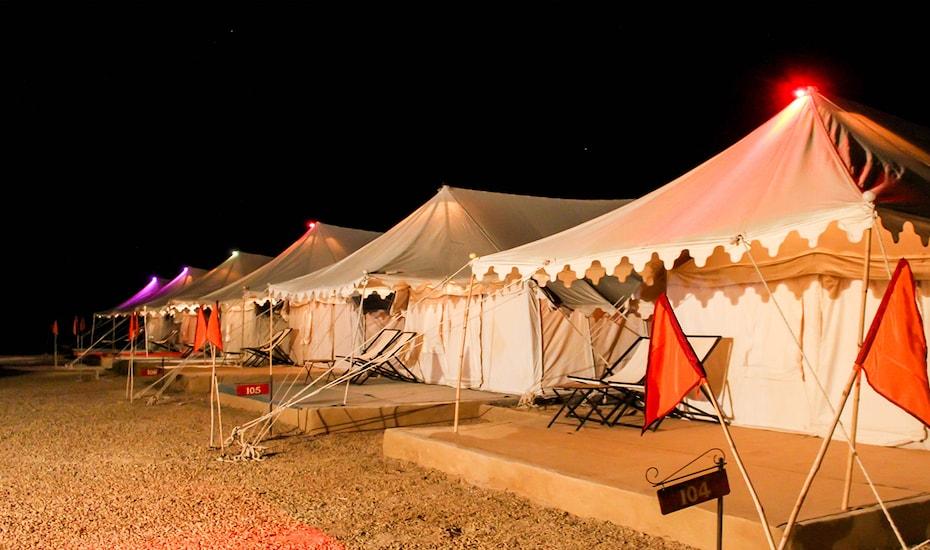 Hotel Dolatghar Desert Camp, --None--,