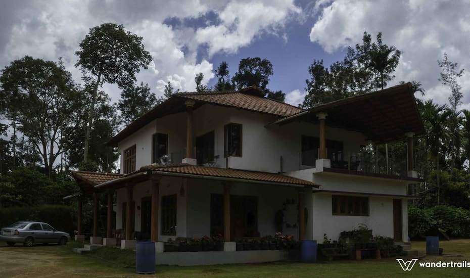 Aarna Estate - A Wandertrails Stay, Madikeri,