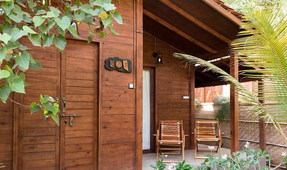 Mandrem Village Resort, Mandrem,