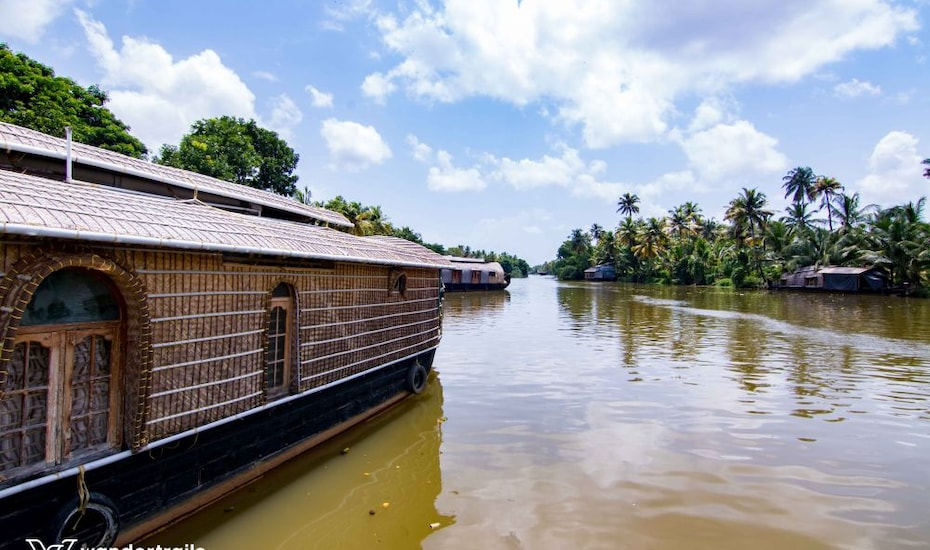 Sree Krishna Houseboat - A Wandertrails Stay, none,