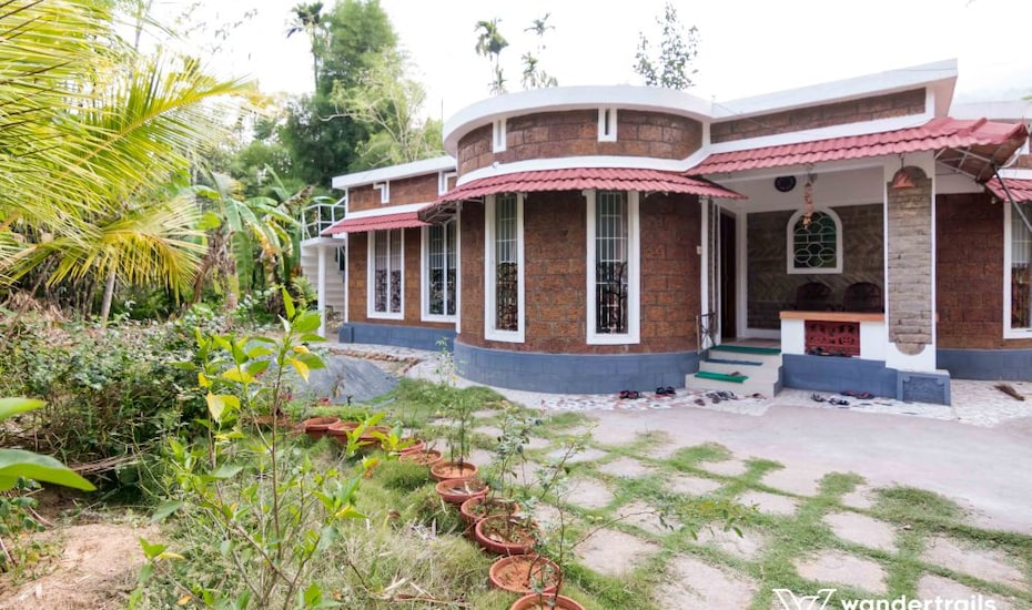 Green Garden - A Wandertrails Stay, Thrikaipatta,