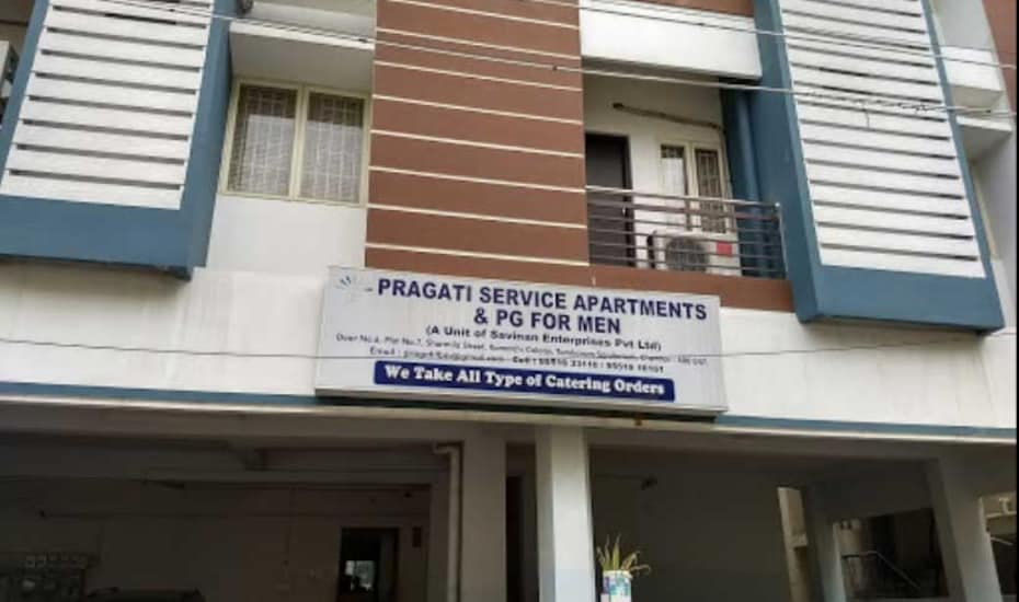 Pragati Service Apartments And Hotels,Chennai