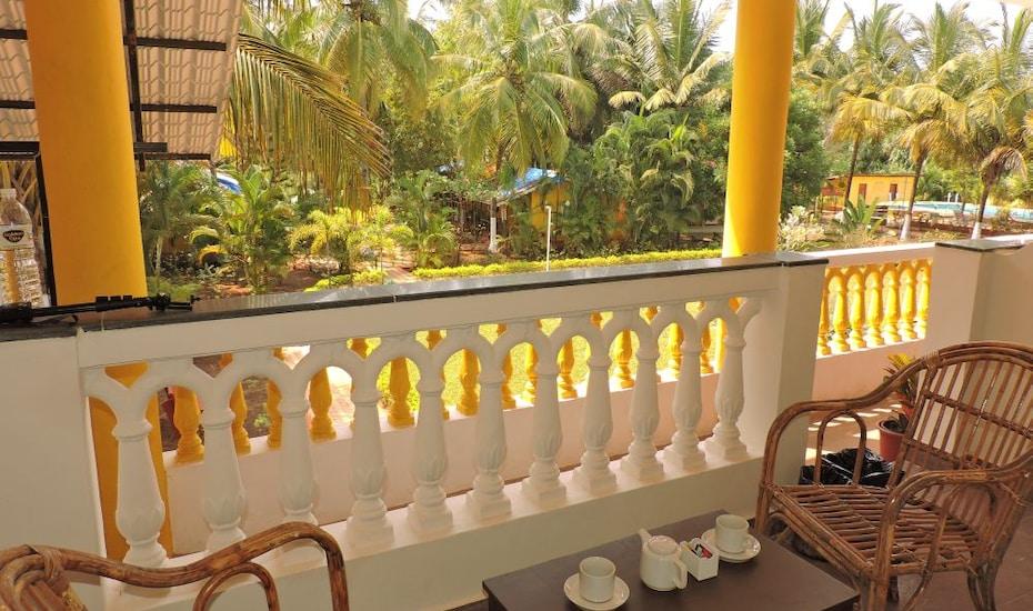 Morjim Beach Resort - A Beach Property, Morjim,