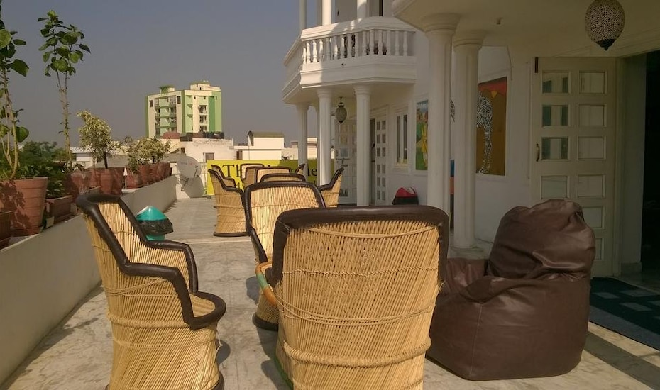 Jaipur Sundeck Hostel, none,