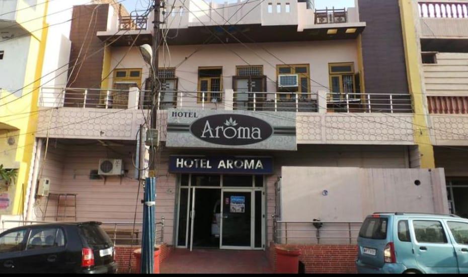 Hotel Aroma, Rakab Ganj,