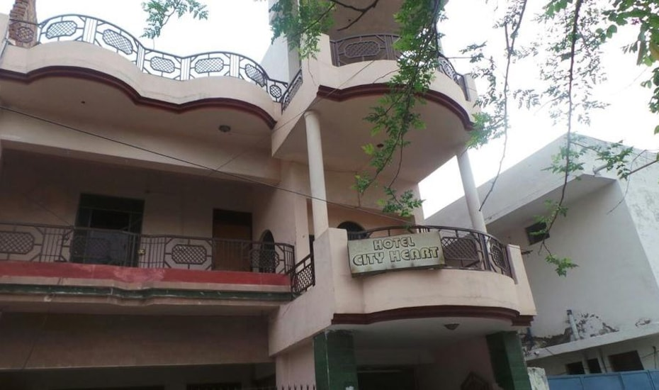 Hotel City Heart, Idgah Bus Stand Road,