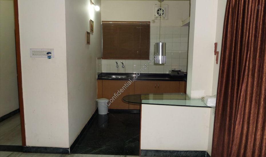 OM Residency,J P Nagar, none,
