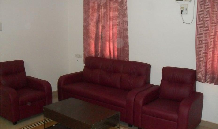 Sri Ramana Service Apartments, Anna Nagar,