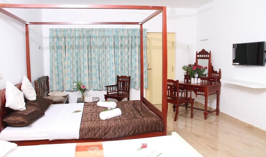 Hotel Bashyam Park, Sriperumbudur,