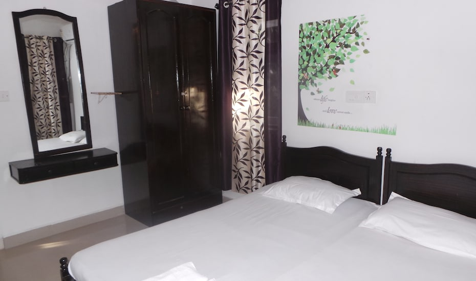Holiday Apartments Goa NK 5 Benualim, Benaulim,