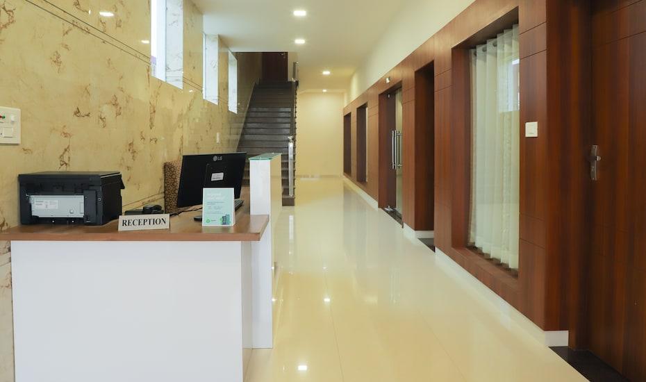 Treebo Lotus Grand Hotel & Resort, Masani Road,