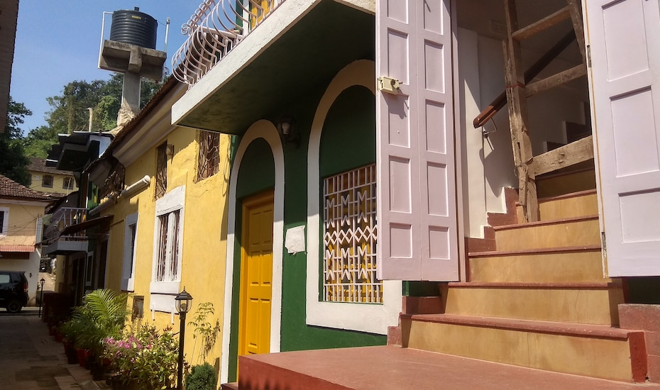 Marquito's Guest House, Fontainhas,