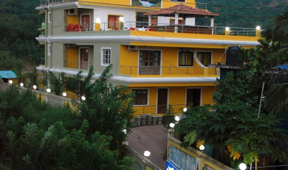 ABA HOTELS & RESORT, Morjim,