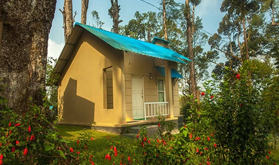 Balkatmane Heritage Spa Resort - A Wandertrails Stay, Kallar,