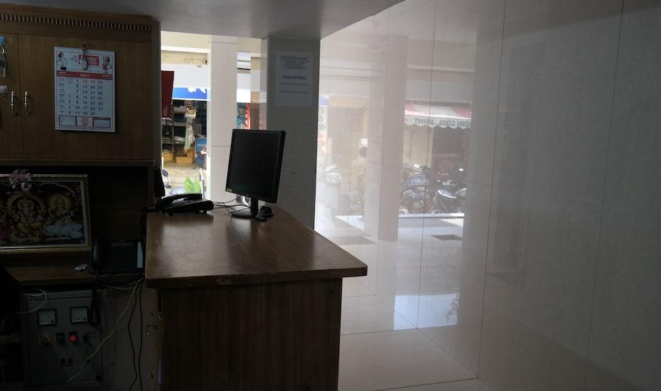 Shakti Residency, M G Road,