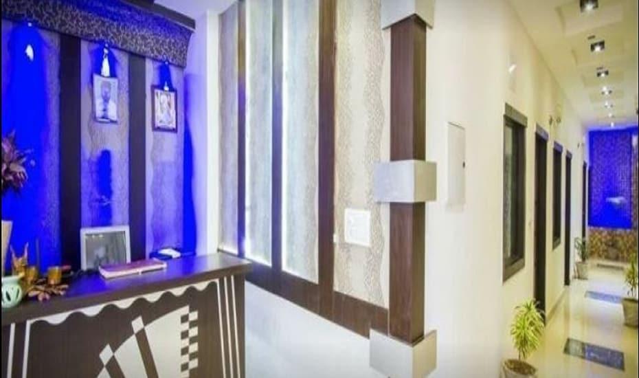 Hotel Hari Krishna Villa, none,