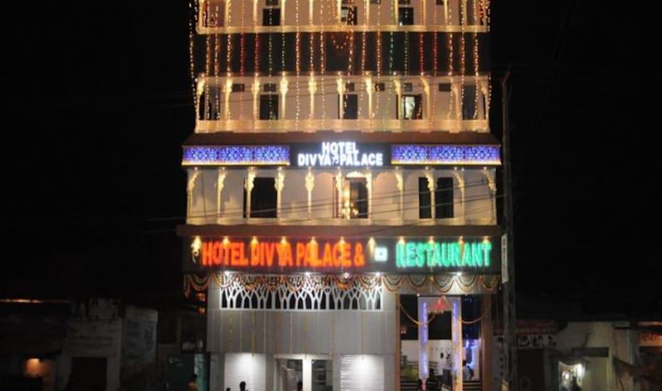 Hotel Divya Palace, --None--,