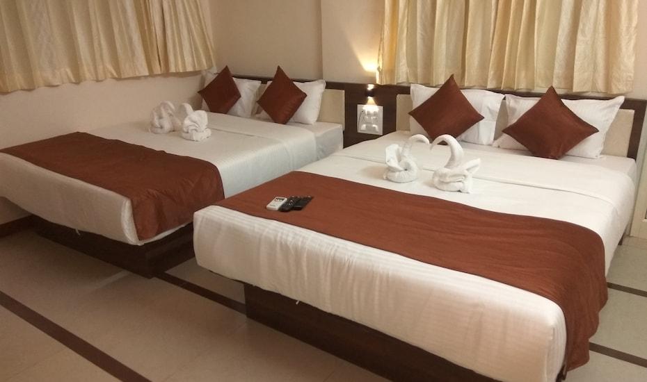 Hotel Sunheads, Panjim,