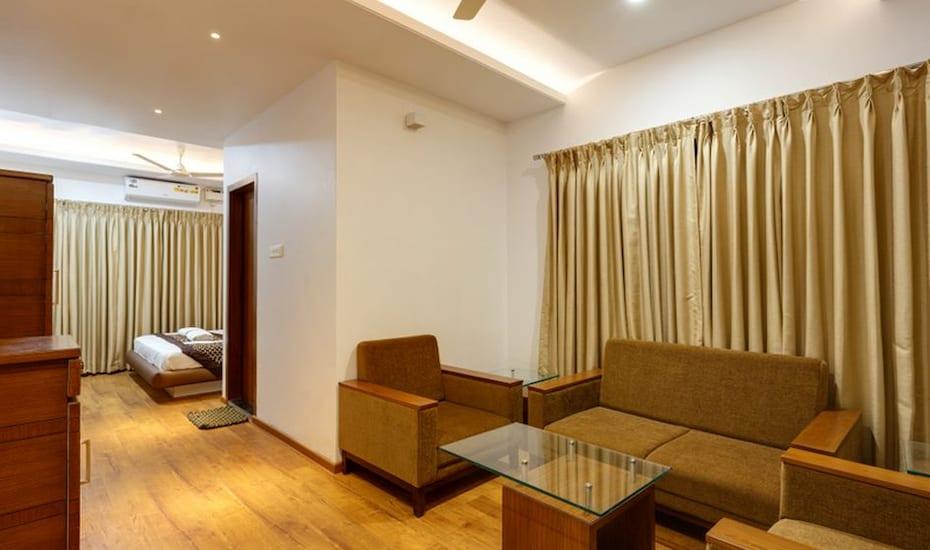 Aquolim by Goa travel club, Calangute,