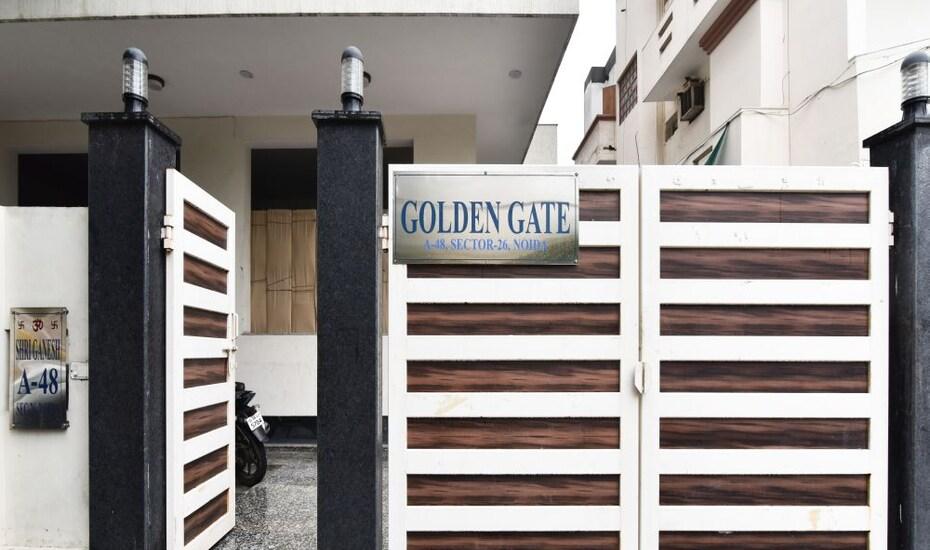 Golden Gate Residency, Sector 26,