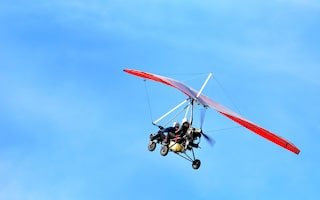 Ultralight Aircraft Joyride in Mandi Himachal Pradesh