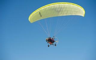 Para-Motoring in Gurgaon - Paragliding Delhi NCR   Adventure