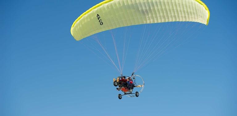 d3419608ddf Para-Motoring in Gurgaon - Paragliding Delhi NCR