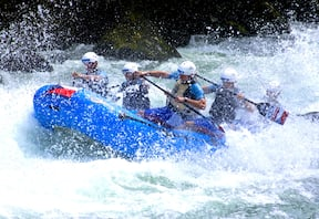 1N/2D Him River Resort With Rafting