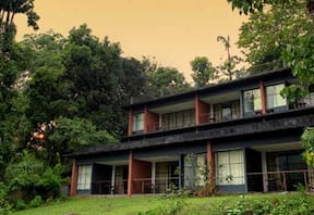 Magical monsoons at  Rainforest Resort, Athirapally