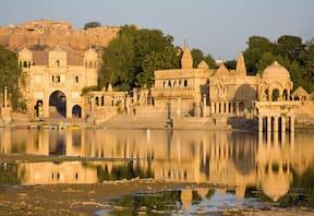 Jaisalmer Jodhpur Udaipur Self-drive Tour