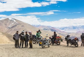 My Dream Ladakh Trip by Bike