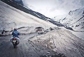 Srinagar to Manali Motorbike Expedition