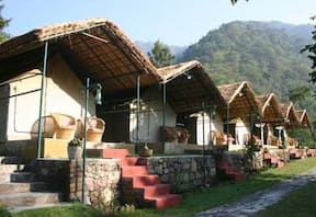 Rafting at High Bank Himalayan Retreat, Rishikesh