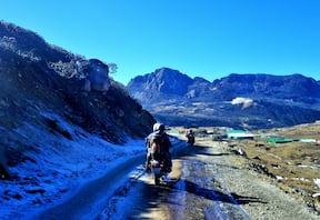 Motorbike Expedition to Arunachal Pradesh