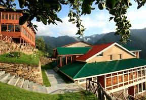 Camping at Banjara Camp in Sojha
