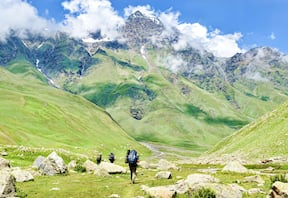 Bhabha Pass Trek in Spiti