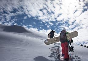 Advanced Snowboarding Course, Manali