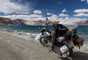 The Dream Ride Motor Bike Expedition to Ladakh