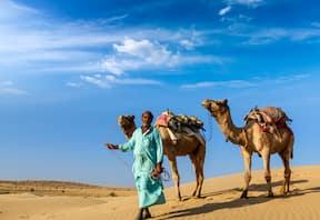 Naivedyam Camp Jaisalmer