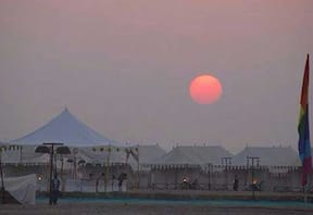 Ahmedabad to Rann-Women only trip