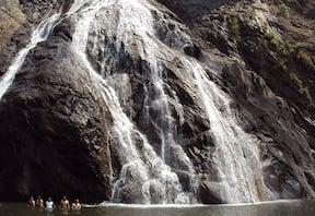 Hiking and Waterfall Trekking in South Goa