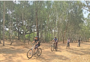 Treasures of Nandi Hills Cycling Trail