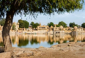 Jaisalmer Overnight Desert Safari