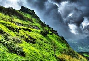 Monsoon Trek to Rajmachi and Kondane Caves