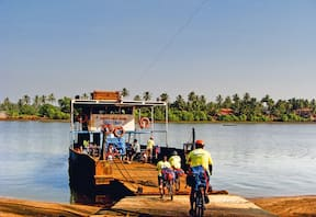 Cycling Group Excursions in Goa