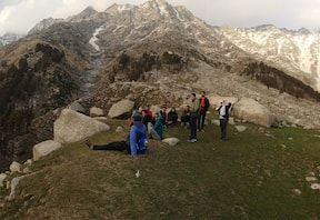 Triund and Laka Glacier Trek