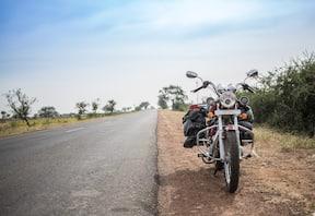 Delhi Lansdowne Rishikesh Motorbike Trip