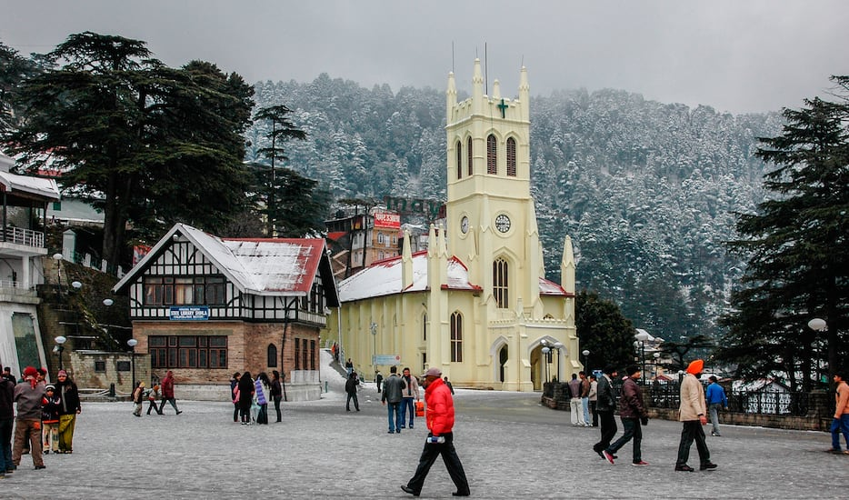 Tour Packages From Surat To Shimla