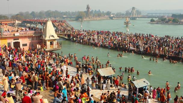 Weekend Getaway Haridwar
